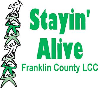 Stayin' Alive logo